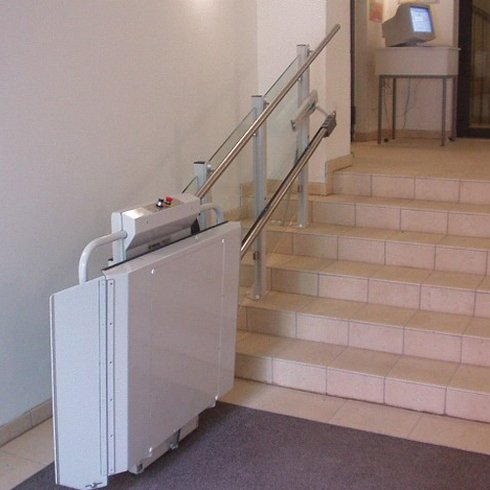 Platform Lift by Savaria