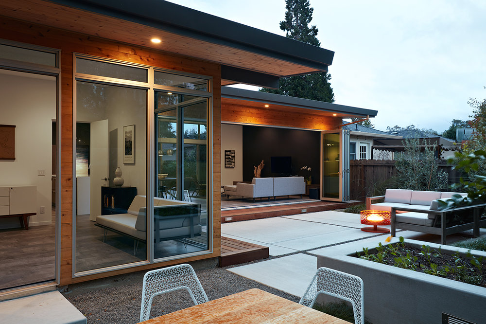"San Carlos Mid-Century Rescue"" by Klopf Architecture"