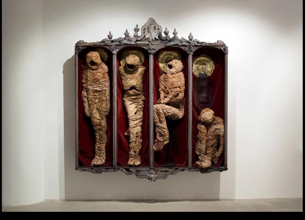 """"""" Veneration of the Saints ,"""" 2009."""