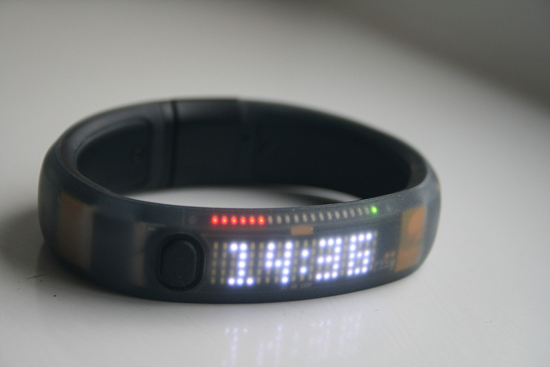 Nike Fuel Band: CC Image courtesy of William Hook on Flickr.