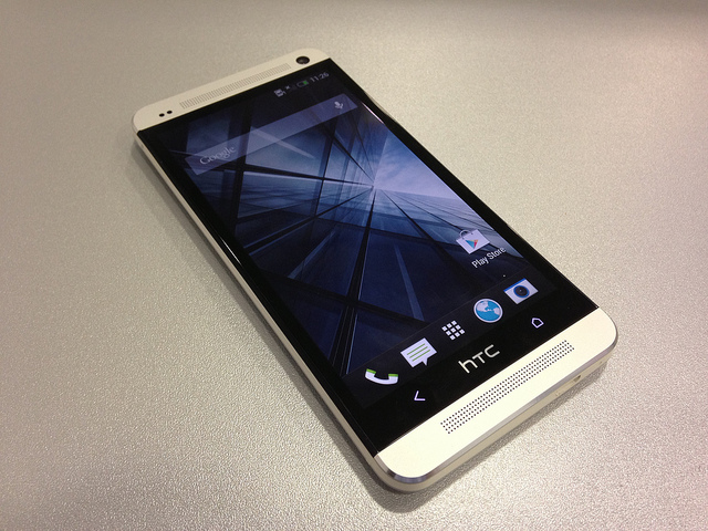 HTC One: CC Image courtesy of John Karakatsanis on Flickr.