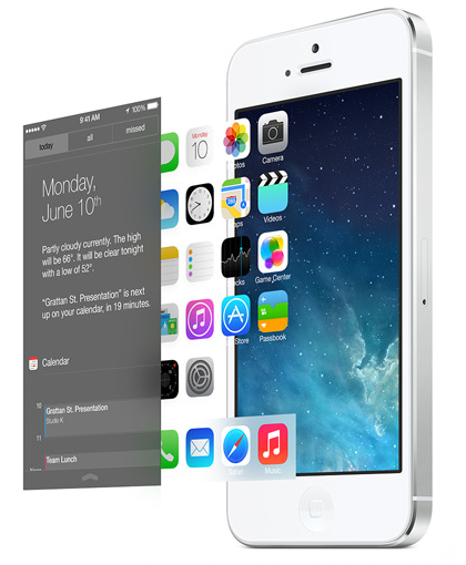 iOS 7 layers - Apple inc.