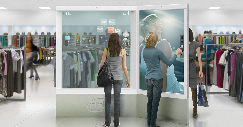 iBeacon could provide the most personalized shopping experience ever. (Image courtesy of frogdesign.com)