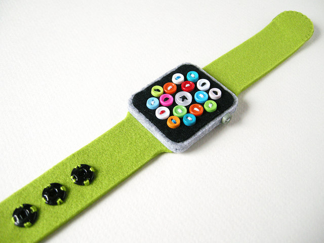 Pebble, Android Wear, and the Apple Watch will change the way we think about app design, but is that a good thing? Image courtesy of  Hiné Mizushima on Flickr