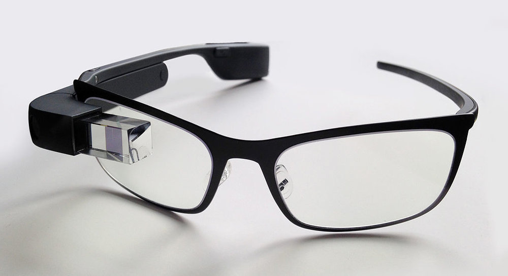 Google Glass, while a failed piece of consumer technology, was a very important step toward envisioning what a realy head-mounted display could look like.