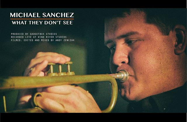 Michael Sanchez brought his talented quintet into Wind River Studios and recorded a live album over the course of four days.  This dynamic group of young musicians explode on the album's title track, showcasing each of these players' fiery musicianship. Full video here —  https://vimeo.com/153593376  Filmed, edited and mixed by Andy Zenczak.  #musicvideoshoot #jazzmusician #trumpetplayer #vibes #drums #bass #saxophone #musicvideo #jazzbands #modernjazz #instrumentalmusic #canon #c200 #recordingstudios