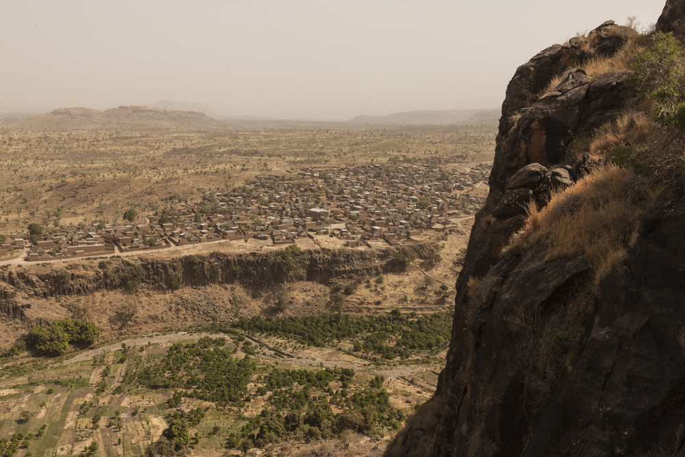While the rebels inhabit the mountains of Jebel Marra where they can protect the civilians from the government forces, many of the larger towns and main roads are under the control of the government in Central Darfur Sudan, March 4, 2015.