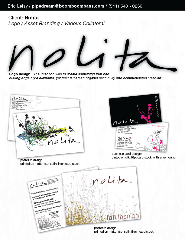Nolita Clothing Store