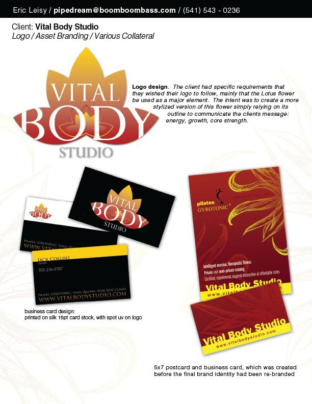 Vital Body Studio