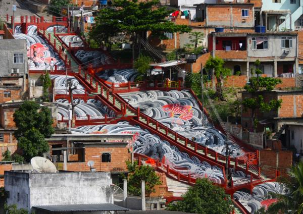 Haas&Hahn  Rio Cruzeiro Staircase (design by Rob Admiraal)     Inquirefor availability