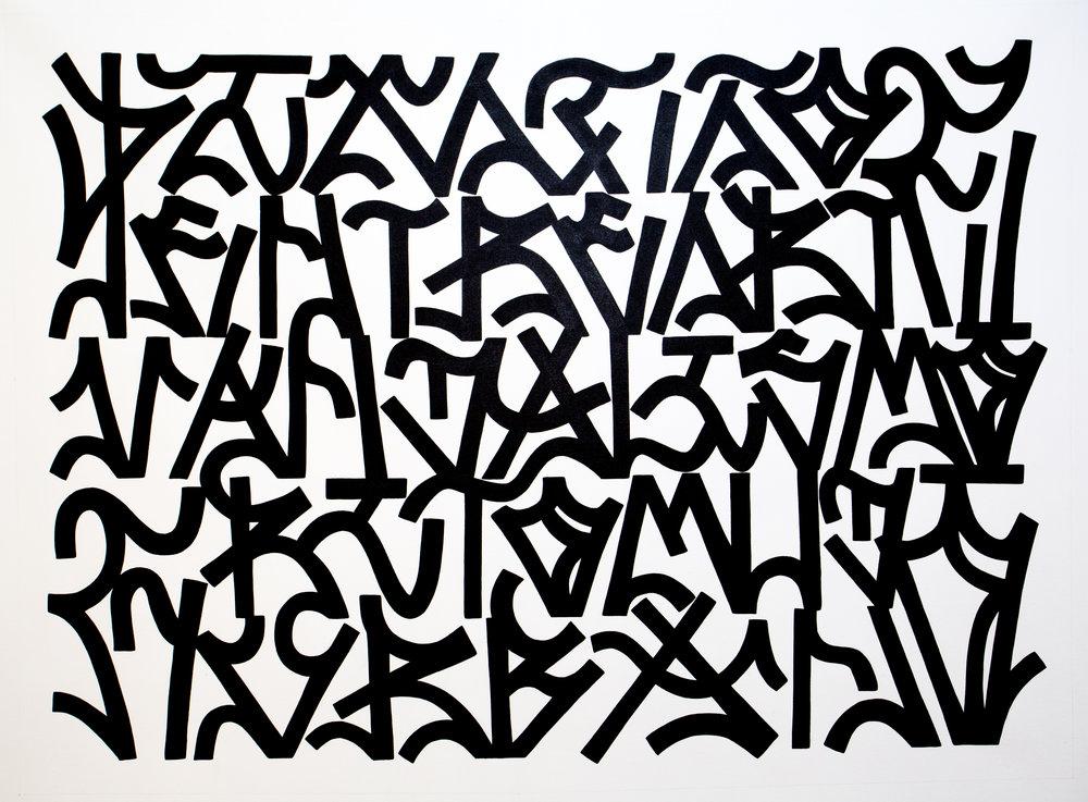 Cripta Djan - 'Entre a Arte e o Vandal' (2018)