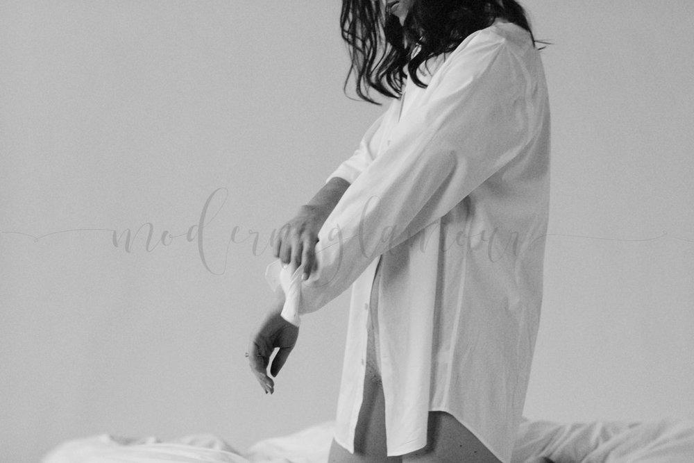 boston boudoir white shirt