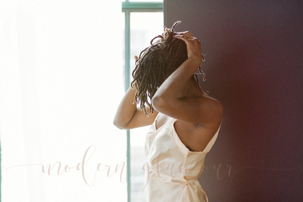 boston boudoir photographer natural light studio