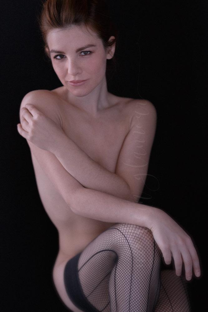 boston boudoir implied nude photographer