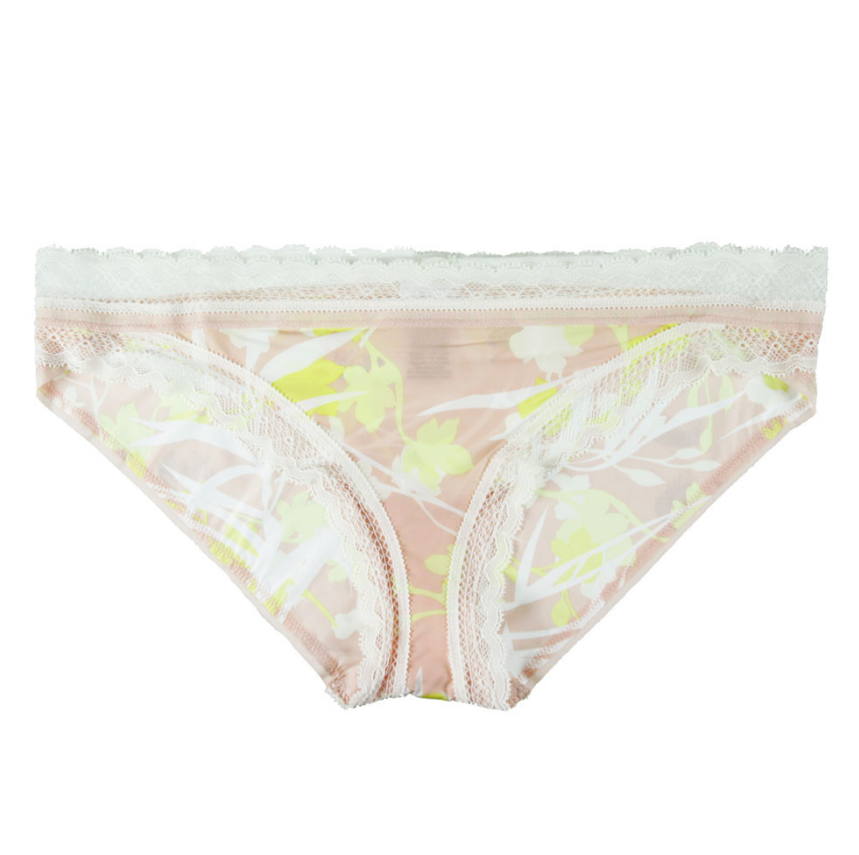 Calvin Klein Signature Hipster in Floral