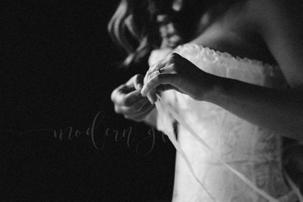 white bridal corset boston boudoir studio