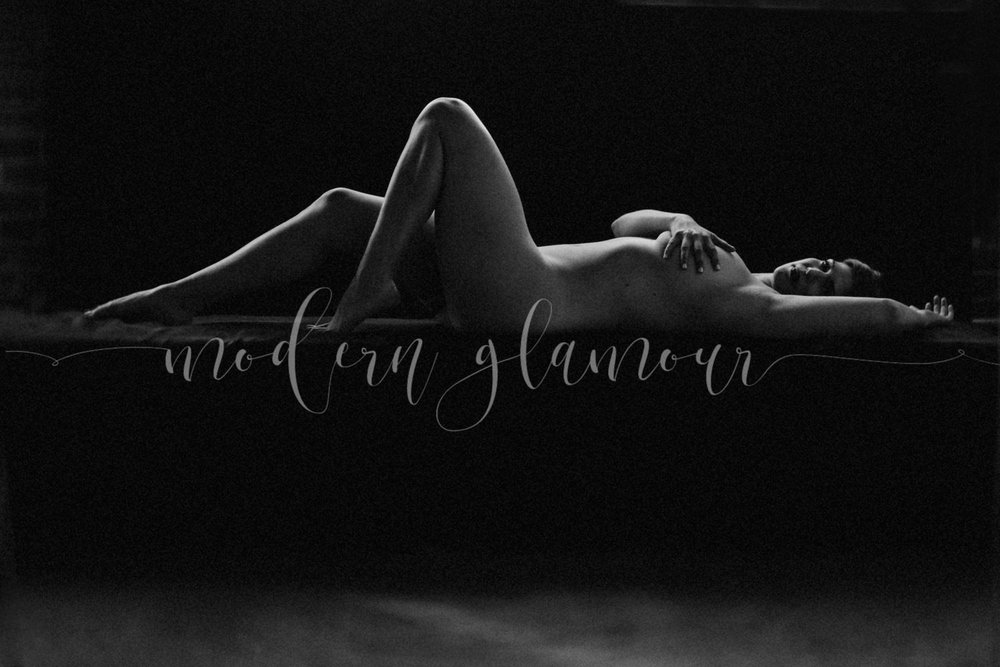 black and white boudoir fine art nude boston natural light