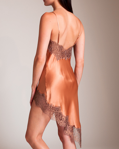 Jane Woolrich Chemise in Copper