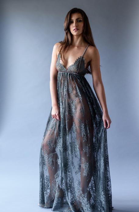 AMORALLE Charlotte Nightdress