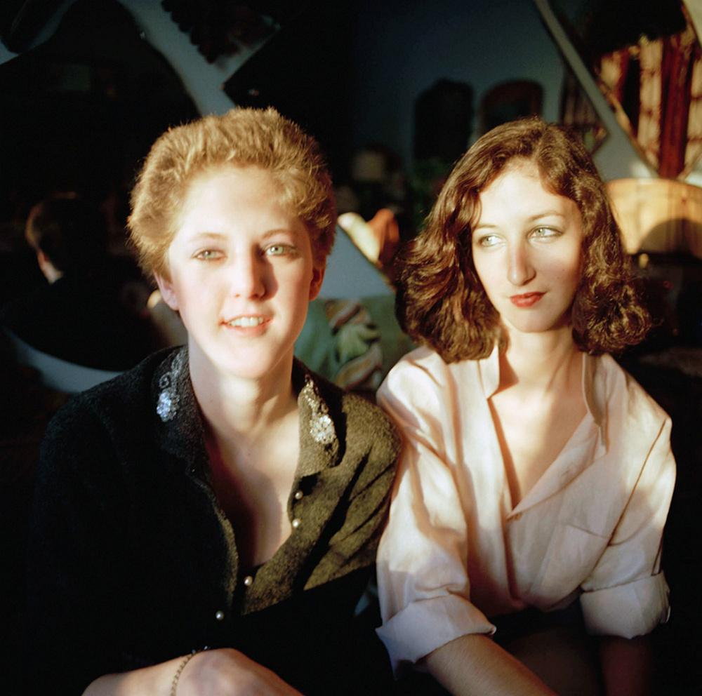 The Sisters, Boston,1978, © Nan Goldin