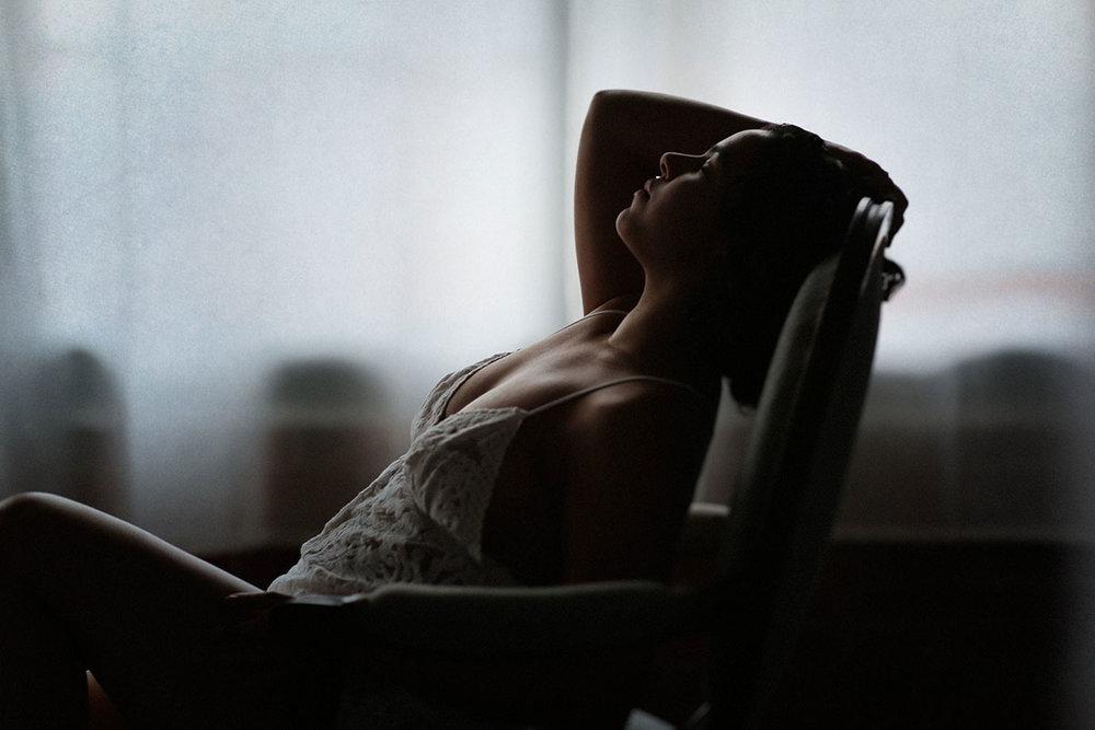 boudoir portrait new england