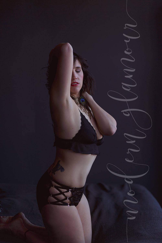 new england boudoir studio lonely lingerie nigh waisted briefs window light