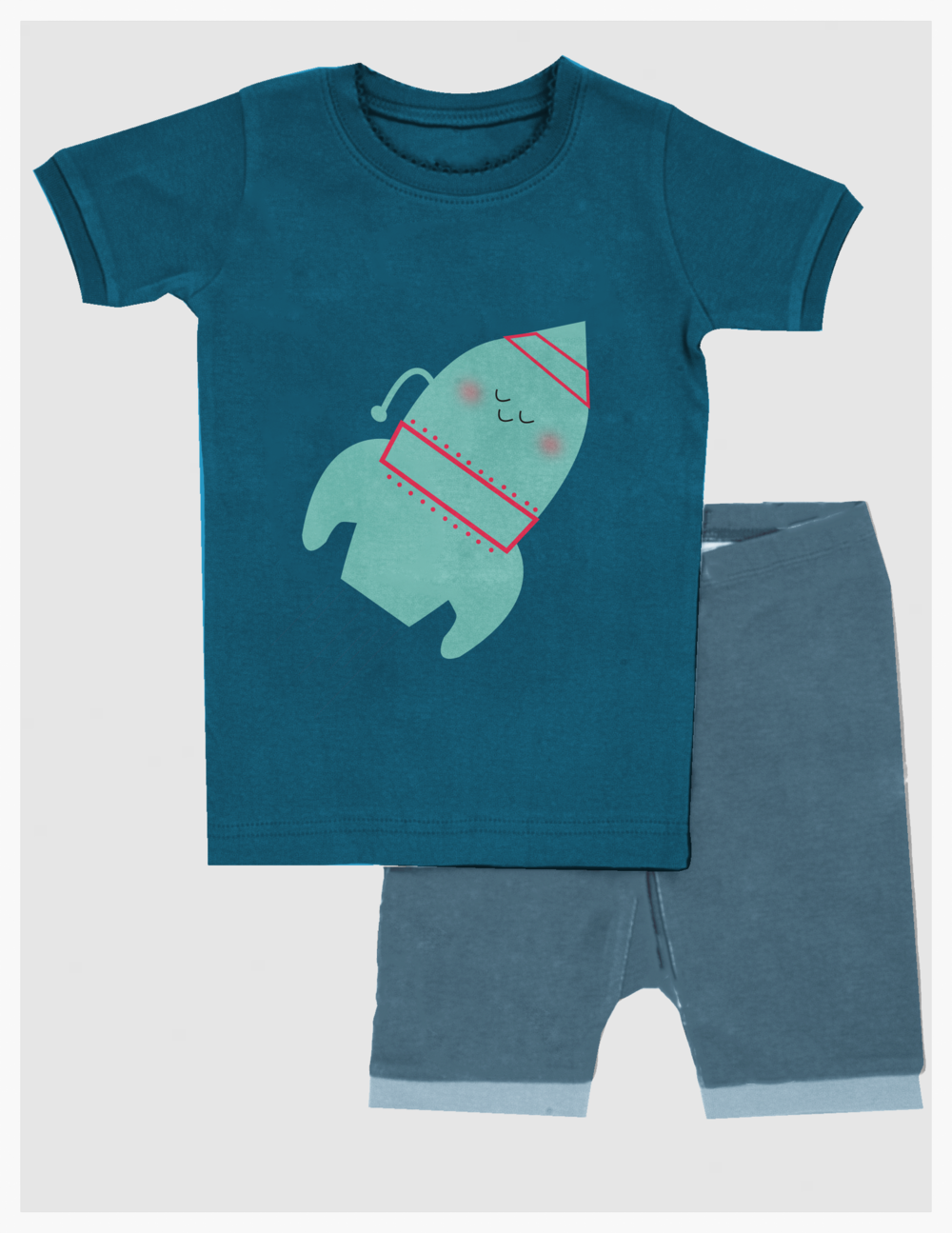 Space Dreams Toddler  2-Piece