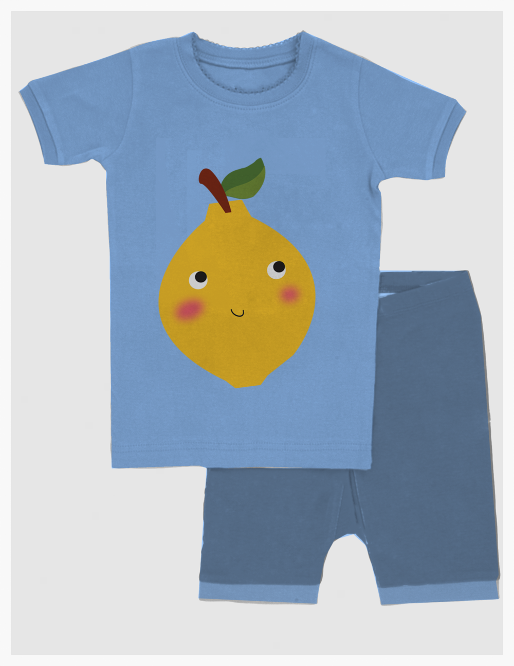 Sweet as Lemonade Toddler 2-Piece