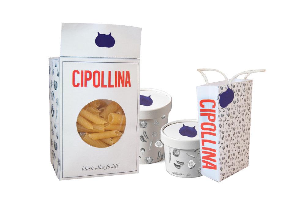 Cipollina branding