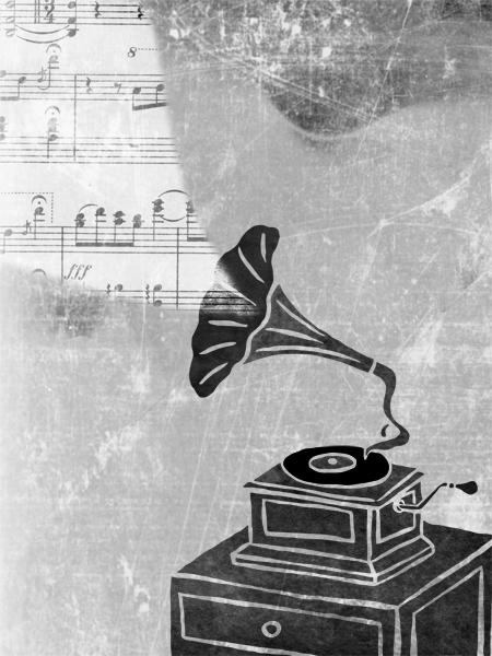 A te, con affetto - il grammofono (the gramophone)