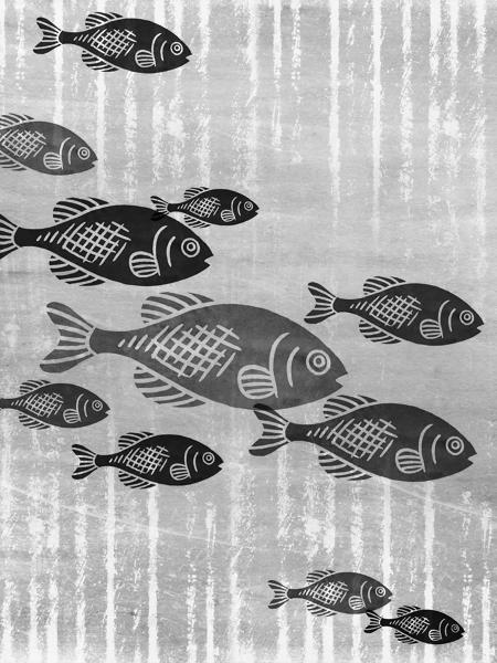 A te, con affetto - pesci (fish)