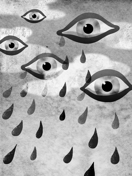 A te, con affetto - Lacrime (tears)