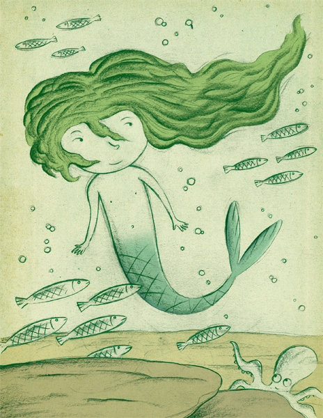 Mermaids: Seaweeds