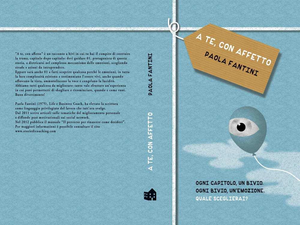 A te, con affetto - copertina (cover)