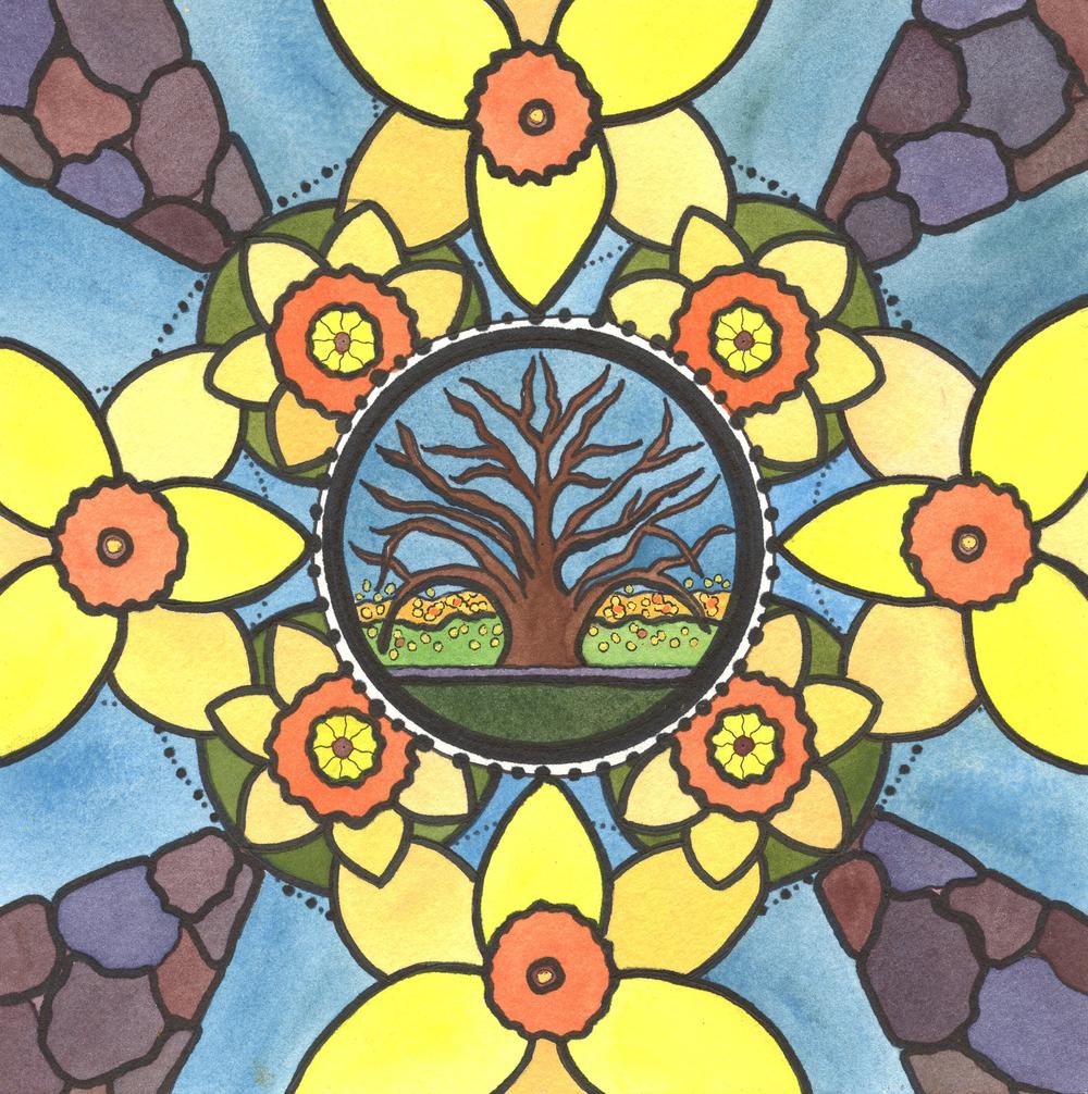 Persephone Mandala