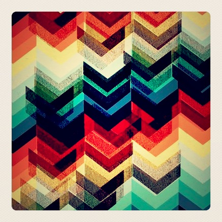 Broken Chevron Patterns