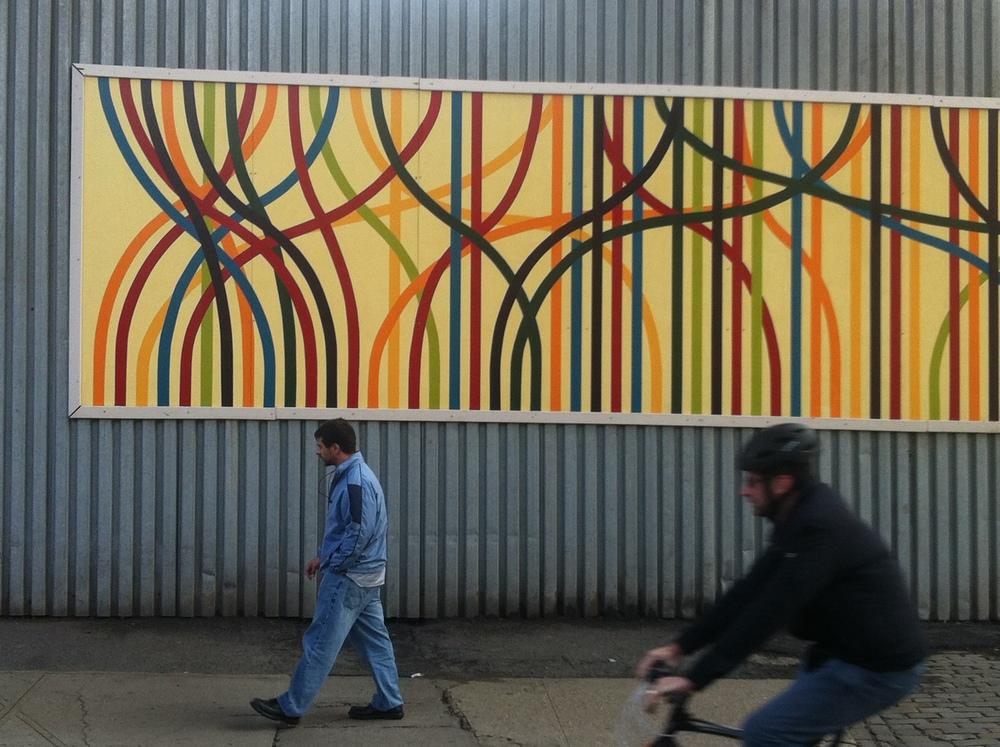 DUMBO neighborhood pics and Project Inspiration