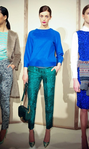 Spring Color Trends 2012: Jewel Tones