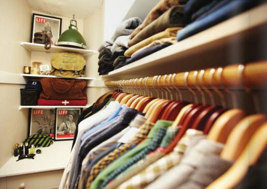 Inspiring Men's Closets