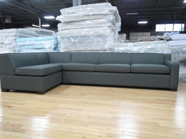Meatpacking Loft Custom Sleeper Sofa