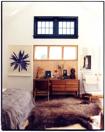Black Painted Windows