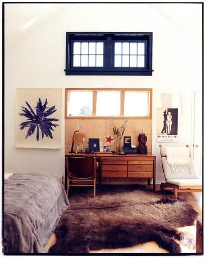 Black Painted Windows