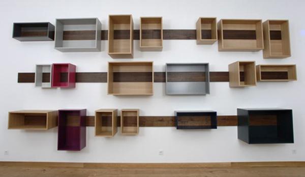 Sliding Shelves by Lutzhuening