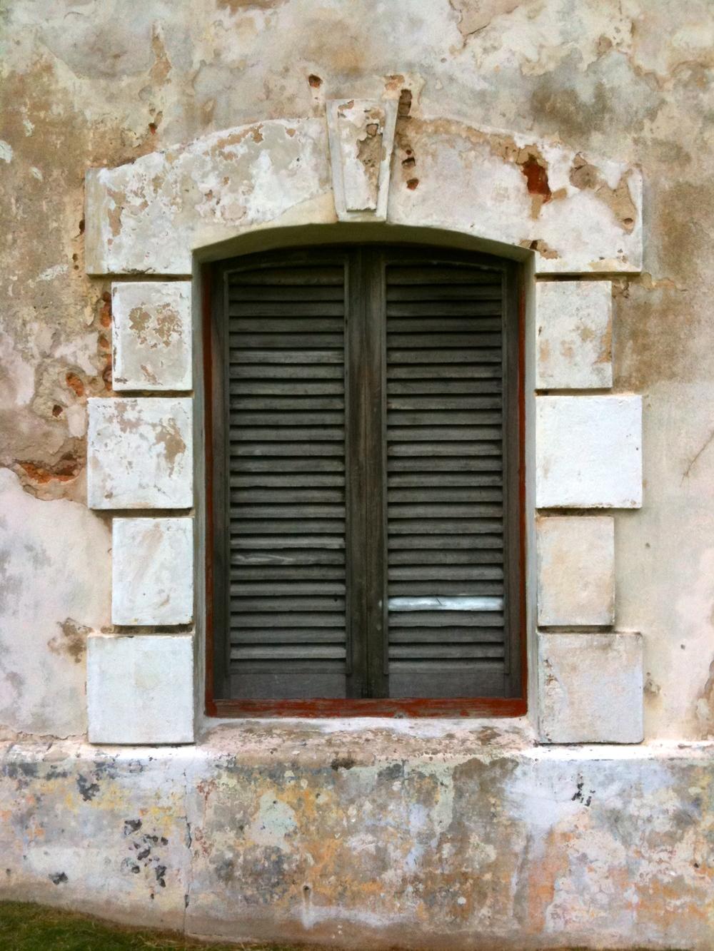 Architectural Details of San Juan, Puerto Rico