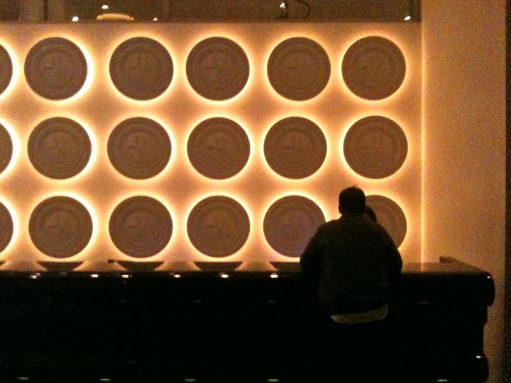 Marcel Wanders Mondrian Hotel in Miami