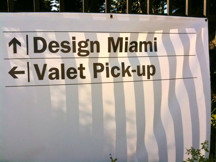 Mr Call Arrives at Design Miami