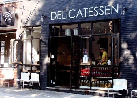 Mile End Delicatessen