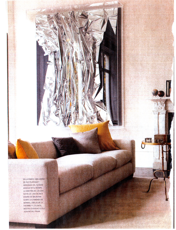 Te-Amo Architectural Digest Spain!!