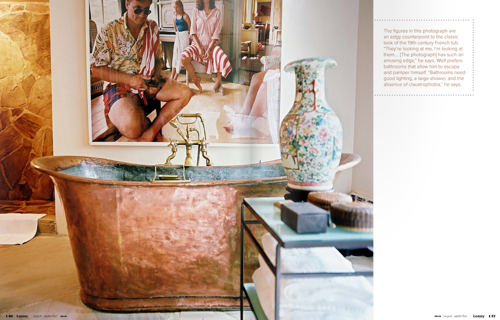 The best of this months LONNY magazine: Vincente Wolfe