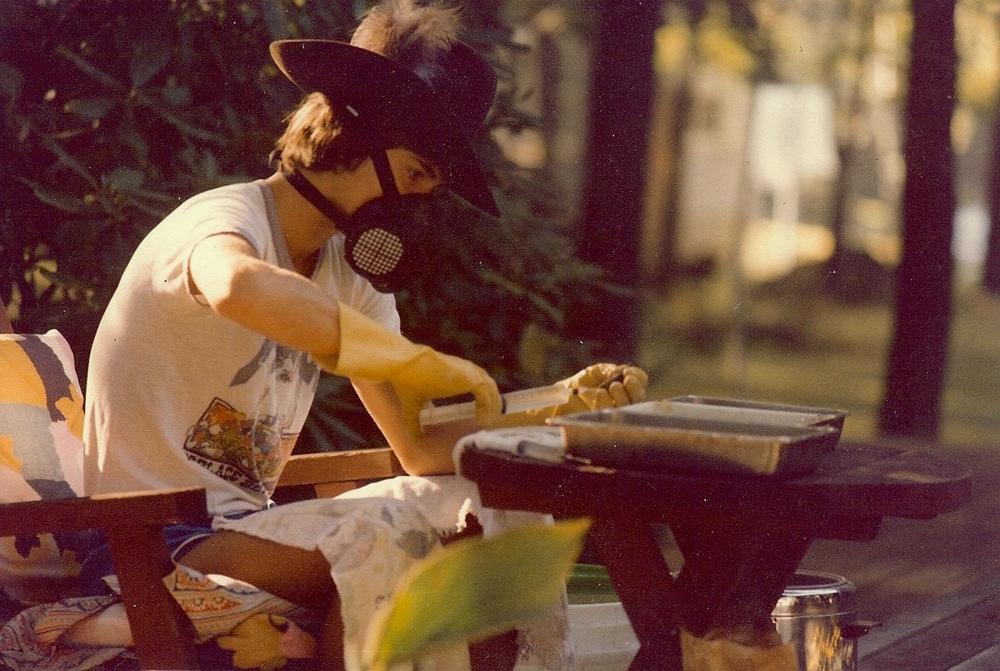 Mark in 1984